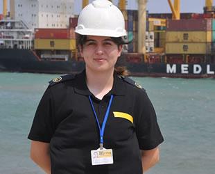 M/T CAPTAIN NAGDALIEV isimli gemide mahsur kalan Ceyda Selvi, Türkiye'ye getirildi