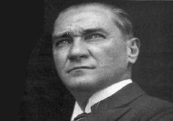 Atatürk'ü saygıyla anıyoruz...