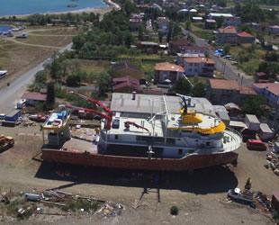 'Türk Yılmaz' isimli balıkçı teknesi, Karadeniz'den Atlas Okyanusu'na açılmak için gün sayıyor