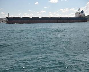 Corona sürecinde İstanbul Boğazı'ndan yük geçişi arttı