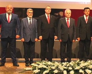 Cem Melikoğlu, yeniden Türk Loydu Vakfı Başkanı seçildi