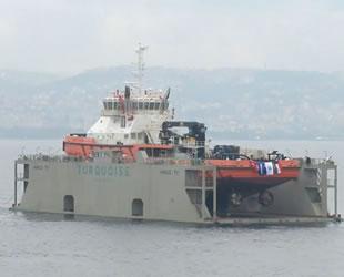 UZMAR tarafından inşa edilen KOC AL ZOUR isimli römorkör denize indirildi