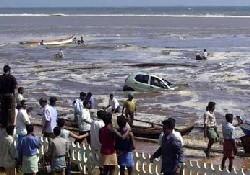 Deprem ve tsunami G.Asya'yı sarstı