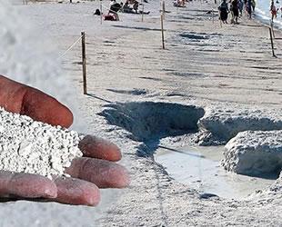 Salda Gölü'ndeki beyaz kumun sırrı ortaya çıktı