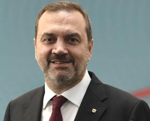 Tamer Kıran, İMEAK DTO'nun 38. kuruluş yıldönümünü yayınladığı mesaj ile kutladı