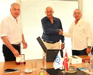 Mersin Deniz Ticaret Odası Genel Sekreteri Korer Özbenli emekli oldu