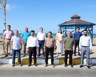 SUBÜ Denizcilik Meslek Yüksekokulu ekibi yeni dönem için tam kadro hazır bekliyor