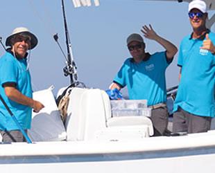 Didim Açık Deniz Sportif Balıkçılık Turnuvası gerçekleştirildi