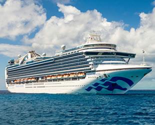 Princess Cruises, 2021'in başındaki turlarını iptal etti