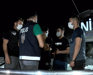 İstanbul Boğazı'ndaki tekneler didik didik arandı