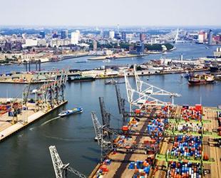 Hollanda limanları blcokchain ile bağlanacak