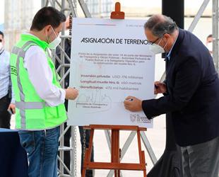 YILPORT, Ekvador'a 176 milyon dolarlık yatırım yaptı