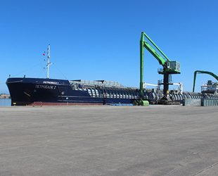 Giresun Limanı bölge ihracatının yükünü sırtlıyor