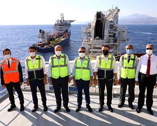 KKTC'ye yeniden su akışı için 5 gemi çalışıyor