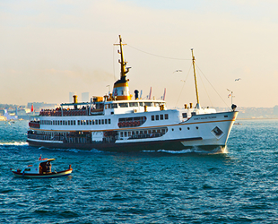 İstanbul'da Ağustos ayında deniz yolu tercihi yüzde 4,4 oldu