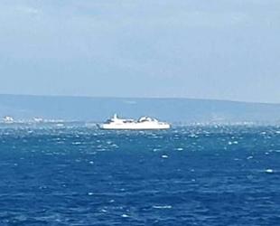 KKTC'de gemi seferlerine sivil yolcu alınmayacak