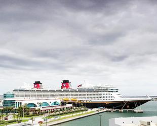 Carnival Cruises'in 'Magellan' isimli gemisi 19 Ekim'de açık artırma ile satılacak