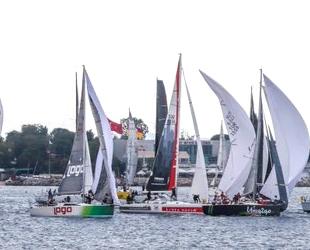 TAYK Trofesi Deniz Kuvvetleri Marmara Kupası Yarışları yapıldı