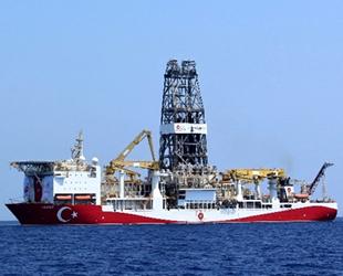 'Yavuz' sondaj gemisinin görev süresi 12 Ekim'e kadar uzatıldı