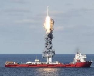 Çin, Sarı Deniz'den aynı anda 9 uydu fırlattı