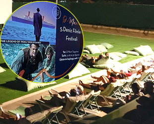 D-Marin Deniz Filmleri Festivali gerçekleştirildi