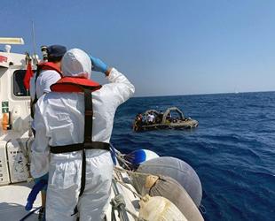 Marmaris'te 54 düzensiz göçmen yakalandı