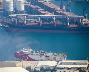 Oruç Reis sismik araştırma gemisi, Doğu Akdeniz'deki faaliyetlerine devam edecek