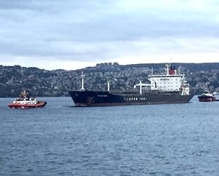 İstanbul Boğazı'nda sürüklenen GOTLAND SOFIA isimli tanker kurtarıldı