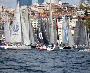 Turkcell Platinum Bosphorus Cup Yelken Yarışları için geri sayım başladı