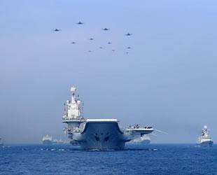 Çin, Tayvan'ın deniz ve hava sahası güvenliğini ihlal ediyor