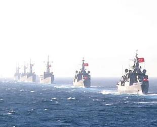 Deniz Kuvvetleri Komutanlığı, görevini başarıyla yerine getiriyor
