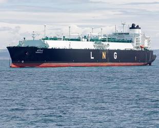 'Tessala' isimli LNG gemisi, 1 Ekim'de Türkiye'ye ulaşacak