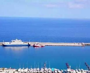 Karantina doldu, yolcular limana geri döndü