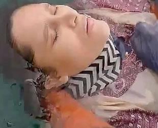 2 yıldır kayıp olan kadın denizde canlı olarak buldu