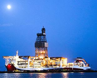 Kanuni sondaj gemisi, Boğaz geçişi hazırlıkları için Haydarpaşa'ya gelecek