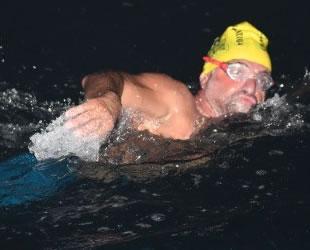 Milli Yüzücü Emre Seven, Anamur'dan KKTC'ye yüzecek