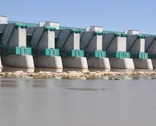 Reyhanlı Barajı yarın (3 Ekim) açılacak
