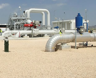 TANAP üzerinden Türkiye'ye 6.7 milyar metreküp doğalgaz taşındı