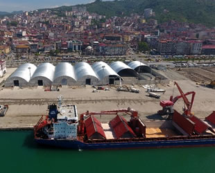 Giresun Limanı istihdam ve ekonomik katkı sağlıyor