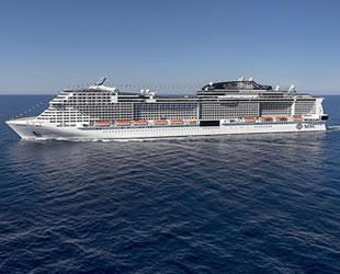 MSC Cruises, Sektör Lideri Sağlık ve Güvenlik Protokolü Belgesi aldı