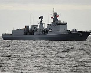 Sınır ihlali yapan Çin devriye gemileri, Japonya karasularına girdi
