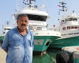 Samsun'da balıkçılar 2 haftadır ağ atamıyor