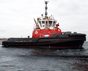 Seaspan, Sanmar'dan 2 adet römorkör satın aldı