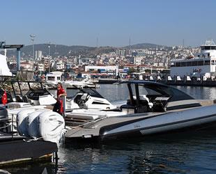 CNR Avrasya Boat Show, MarinTürk Marina'da ziyaretçilerine kapılarını açtı
