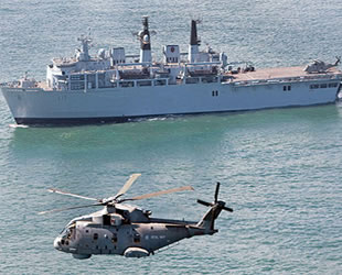 İngiltere, Doğu Akdeniz'e iki savaş gemisi gönderdi