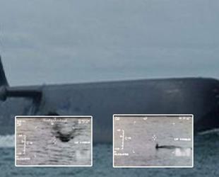 Yunanistan'ın 'denizaltı' iddiasına Deniz Kuvvetleri Komutanlığı yanıt verdi