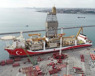 Kanuni sondaj gemisi, Karadeniz'deki görevine hazırlanıyor