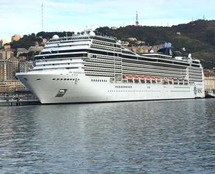 MSC Cruises'ın sefere çıkan gemilerinin sayısı artıyor