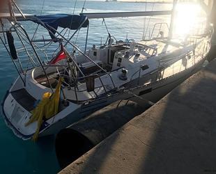 Mısır Donanması, Akdeniz'de Türk bayraklı bir tekneyi kurtardı