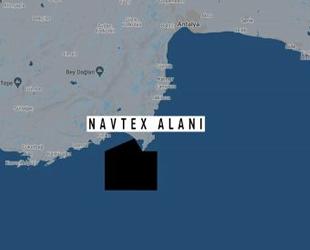 Türkiye, Doğu Akdeniz'de yeni Navtex yayınladı